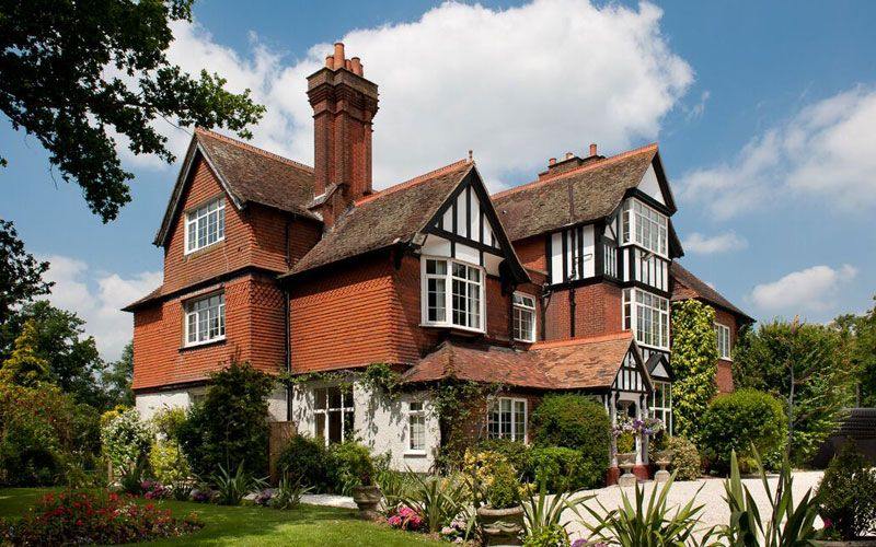 Right Angle Corporate Events Venues - Trunkwell House - Berkshire