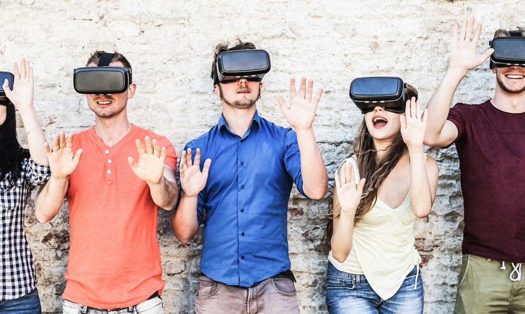 Right Angle Corporate Events - Virtual Reality & the Events Industry