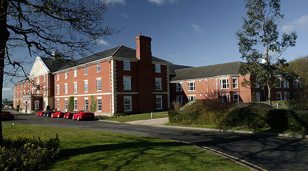 Right Angle Corporate Events Venues - Whittlebury Hall, Northamptonshire