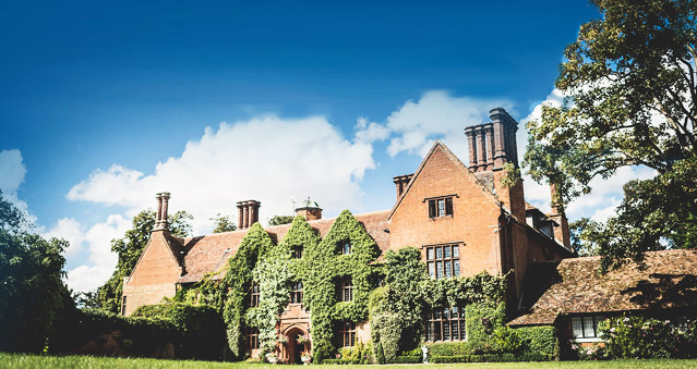 Right Angle Corporate Events Venues - Woodhall Manor, Suffolk