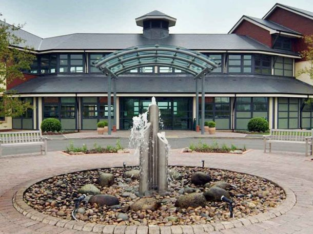 Right Angle Corporate Events Venues - Wychwood Park, Cheshire