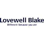Lovewell Blake Logo - Right angle corporate events