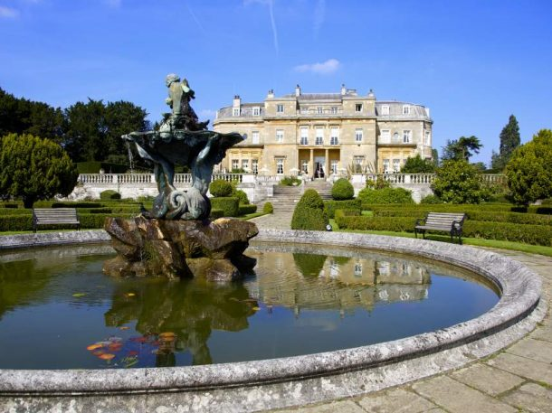 Right Angle Corporate Events Venues - Luton Hoo Hotel Golf and spa - Bedfordshire