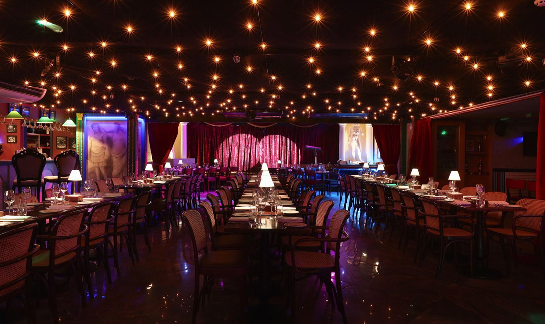 Right angle corporate events venues - Bunga Bunga - Covent Garden