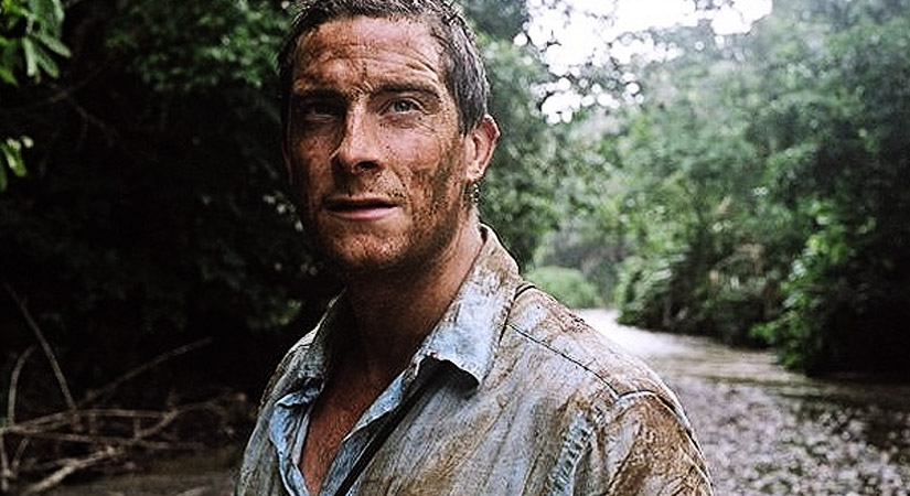 Top 40 Team Building Events in the UK - Right Angle Corporate Events - Bear Grylls Survival ACademy