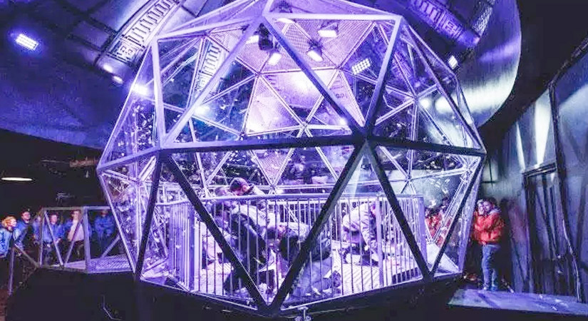 Top 40 Team Building events in the UK - Right Angle Corporate - Crystal Challenge