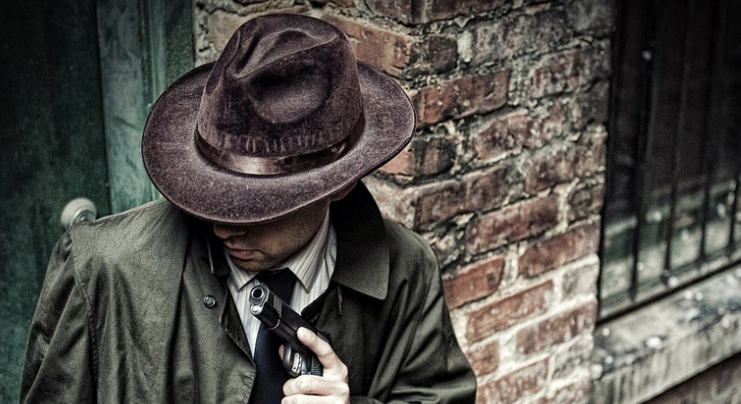 Top 40 Team Building Events in the UK - Rookie Detective - Right Angle Corporate Events