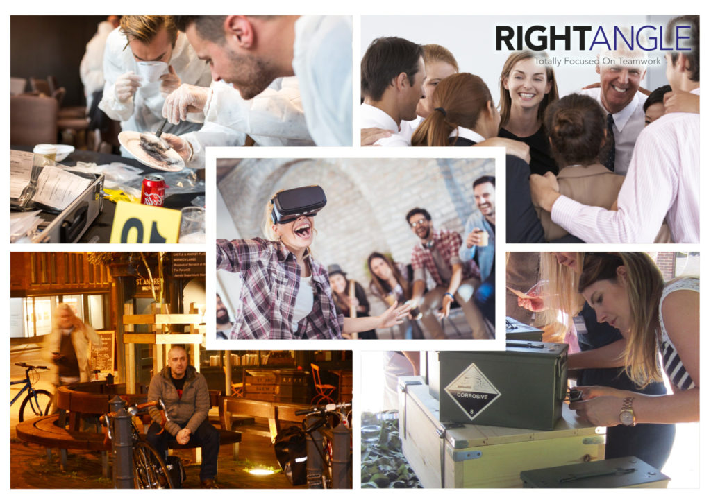 Right Angle Corporate | Team Building Tips for 2019