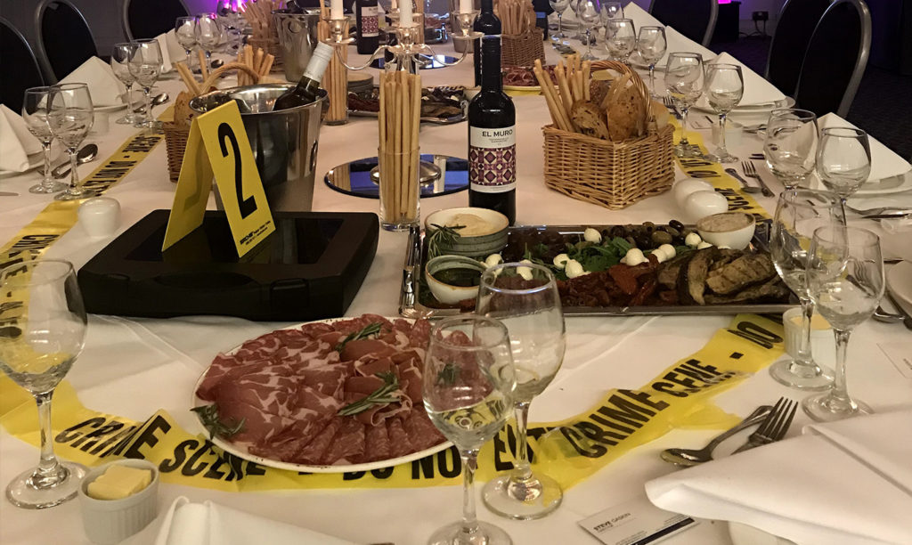 Crime and Dine