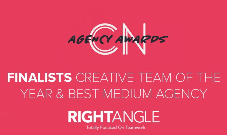 Right Angle Corporate - Finalists Agency Awards