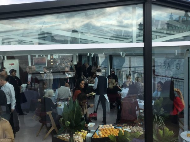 20/20 event hosted on The Bateaux