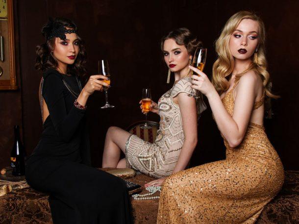 Great Gatsby Women