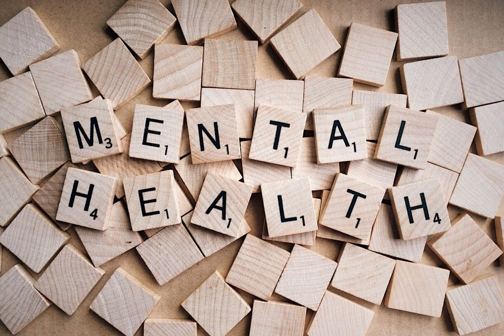 mental health, wellbeing and care