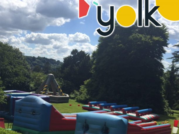 Yolk Enjoy It's A Knockout