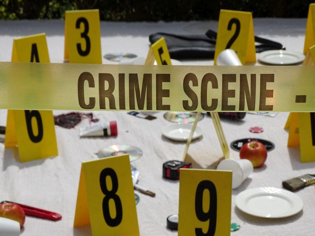 Crime Scene Mason Advisory